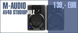M-Audio AV40 Studiophile
