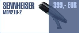 Sennheiser MD421-II