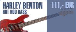 Harley Benton PJ-4 HTR Deluxe Series