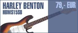 Harley Benton ST-20 SB Standard Series