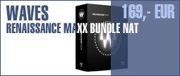 Waves Renaissance Maxx Bundle