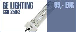 GE Lighting CSD 250/2
