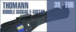 Thomann E-Guitar Double Gigbag