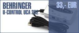 Behringer U-Control  UCA202