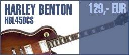 Harley Benton L-450 CS