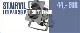 Stairville LED PAR 56 Polished Floor