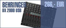 Behringer DX2000 USB