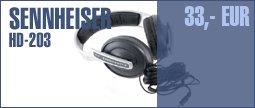 Sennheiser HD-203