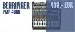 Behringer PMP4000