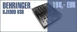 Behringer DJX900 USB