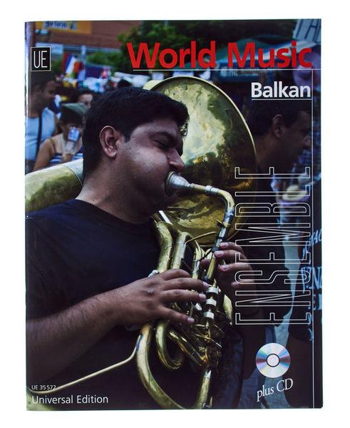 World Music Balkan Ensemble Universal Edition