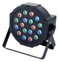 LED SLS-180 RGB 18x1W Floor Eurolite