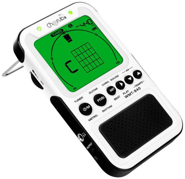 WMT-940 Guitar Chord Tool Cherub
