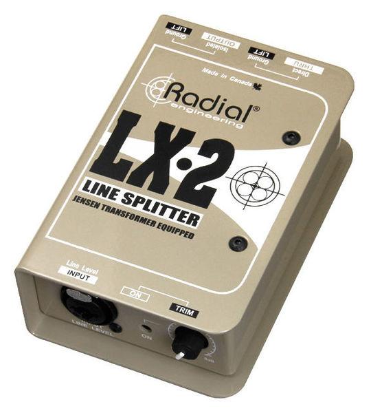LX-2 Radial Engineering