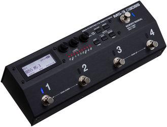 MS-3 Multi Effects Switcher Boss