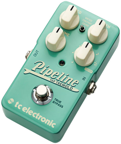 Pipeline Tap Tremolo tc electronic