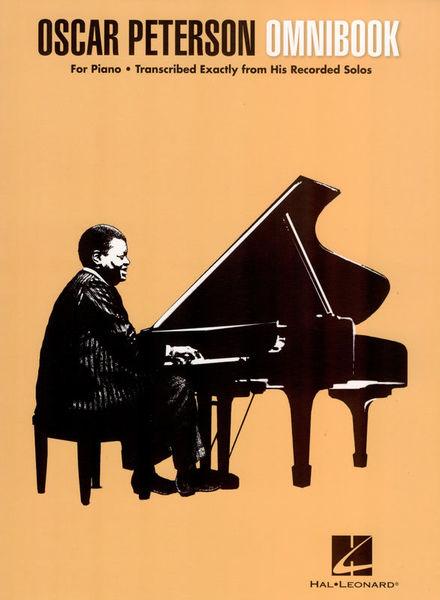 Oscar Peterson: Omnibook Hal Leonard