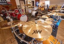 Drum-Abteilung