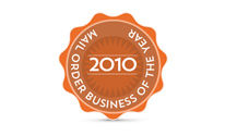 Mail Order Business of the year 2010