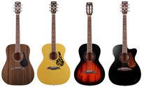 Nieuwe Westerngitaren van Framus