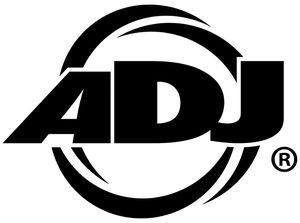 ADJ Logo de la compagnie
