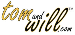 Tom and Will -yhtiön logo
