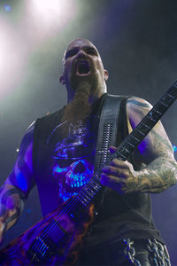Kerry King EMG 81, EMG 85 and the PA2