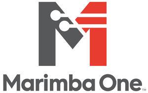 Marimba One -yhtiön logo