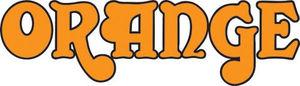 Orange företagslogga