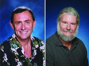 Fundador Pat Quilter &  Barry Andrews