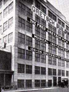 Firmensitz in Savannah