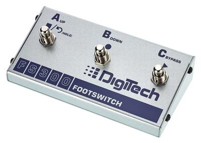 Digitech FS 300 Fußschalter