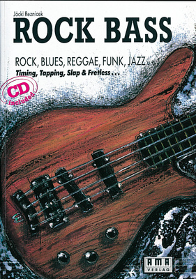 AMA Verlag J.Reznicek Rock Bass