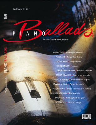 AMA Verlag Piano Ballads
