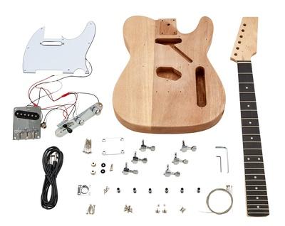 Harley Benton E-Gitarrenbausatz T-Style