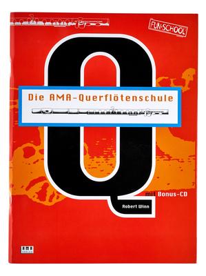 AMA Verlag Die AMA-Querflötenschule
