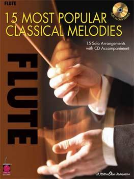 Hal Leonard 15 Popular Classical Fl