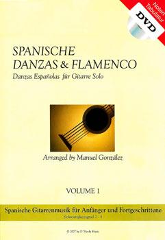 OHardy Music Spanische Danzas & Flamenco 1