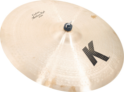 "Zildjian 22"" K-Custom Medium Ride"
