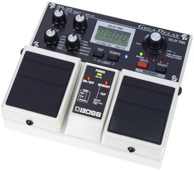 Boss DD-20 Power-Set