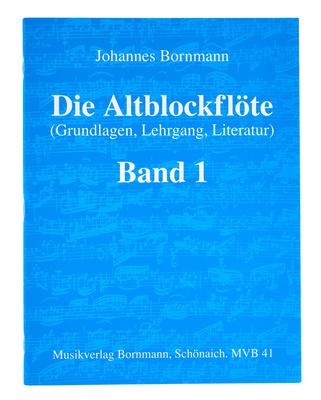 Johannes Bornmann Die Altblockflöte 1