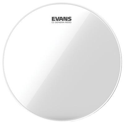 "Evans 10"" Resonant Head Tom Clear"