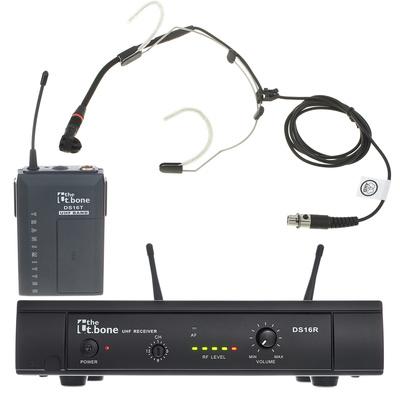 the t.bone TWS/AKG C555 863 MHz Set