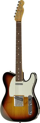 Fender 62 Tele Custom RW 3TSB