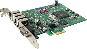 MOTU 424-PCI Express Karte