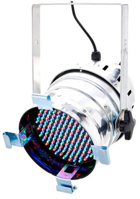 Stairville LED PAR 64 short polished alu