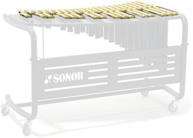 Sonor CXPO 38 Palisono Sound Bar Set