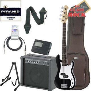 1stClassRock E-Bass Set 1 Short Scale