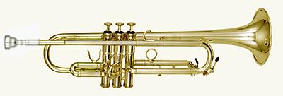 Kanstul CCT 900 Bb-Trumpet