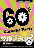 World of Karaoke 60`s Karaoke Party DVD